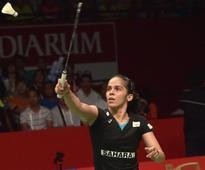Saina Nehwal: Ace Shuttler Aims to Grab 'Golden' Chance at Rio