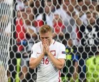 Poland stands by Jakub Blaszczykowski after penalty miss allows Portugal to go through to semi-finals