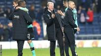 McClaren praises Derby composure
