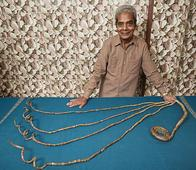 This Man Made India Proud For Entering The Guinness Records For Longest Fingernails; Here's Why He's Dawned Headlines Yet Again!