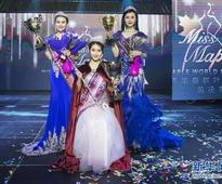 Student from Canada crowned Miss Maple World 2015