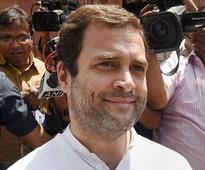 Rahul likely to be named Congress president soon