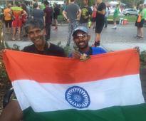 From 'Ironman' to 'Ultraman', Milind Soman completes world's toughest marathon