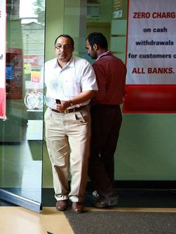 ATM Woes: 'I'd left my card in the machine'