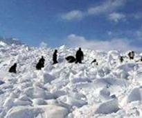 Five soldiers rescued from avalanche succumb during evacuation