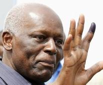 Angola's Dos Santos not up for re-election in 2017 - party document