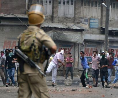 'Reversal' of UPA initiatives by NDA responsible for Kashmir unrest: Cong