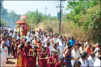Kundapur: Pejawar Swamiji felicitated on behalf of people of taluk