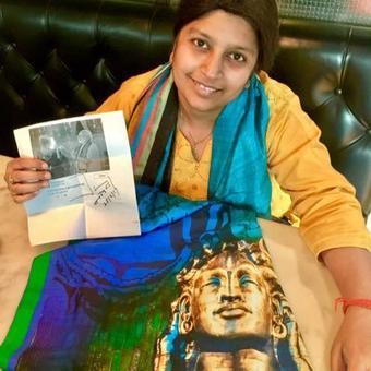 The making of Shilpi Tewari