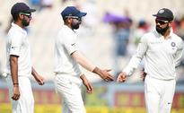 Shikhar Dhawan, KL Rahul dominate with bat as India bounce back against Sri Lanka on Day 4 of Kolkata Test