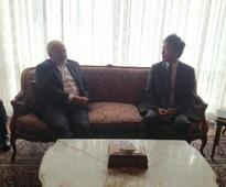 FM confers with Japanese deputy foreign minister