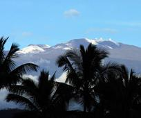 Snow in Hawaii Predicted for Mountaintops in Weekend Weather System
