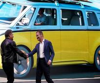 CES 2018: Nvidia partners with Uber, Volkswagen in self-driving technology