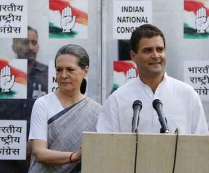 Story of Young Indian: How the Gandhis gained from share transfer