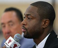 Dwyane Wade says Trump's tweet about his cousin's death left a bad taste in his mouth