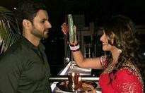 Unseen pictures of Divyanka Tripathi and Vivek Dahiya's first Karva Chauth are LEAKED!