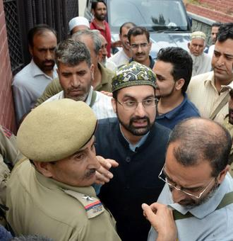 Kashmiri separatists call for boycott of politicians