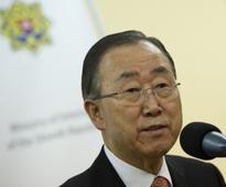 Ban Ki-Moon condemns attack on Givat Sorek synagogue