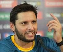 No talent in Pakistan cricket: Shahid Afridi