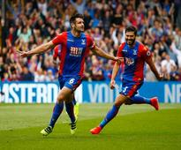 Andros Townsend reveals bet with Crystal Palace team-mate Scott Dann - and he's not winning it yet