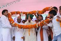 Bihar CM Nitish Kumar makes anti-liquor pitch in Uttar Pradesh