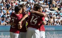 Hanover hit Fortuna Duesseldorf for six in German Cup