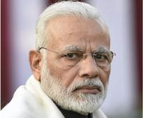 Modi to address World Congress on Information Technology in Hyderabad today