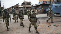 Suspected militants killed during Kashmir frontier clashes