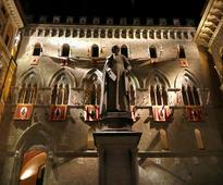 The world's oldest bank Monte Paschi is now in danger