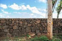 Facebook's Mark Zuckerberg builds six-foot wall around Hawaii retreat on island of Kauai