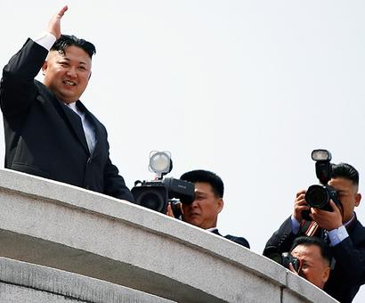 After his latest missile, what does Kim want?