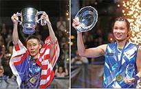 Tai Tzu, Lee win All England titles