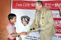 Support My School dedicates revitalized facilities at Vidya Vikas Mandir Govt. School, Aandhgaon