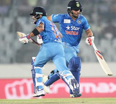 Asia Cup PHOTOS: Kohli steers India to victory after Aamir's fiery spell