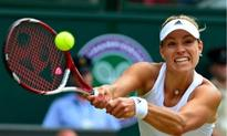 Maria Sharapova knocked out of Wimbledon by Angelique Kerber