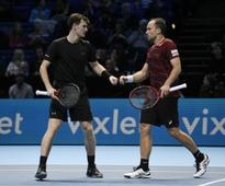 ATP Finals: Jamie Murray