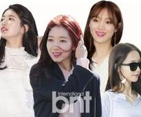 Suzy-Yoona-Park Shin Hye-Lee Sung Kyung, the Golden Age of Actresses in their 20s