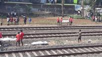 Mumbai: Three women killed, one injured after hit by train in Malad