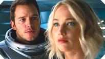 Passengers review: Lacklustre chemistry from Jennifer Lawrence, Chris Pratt and a bad plot