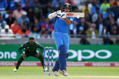 Shikhar Dhawan is the Most Valuable Player