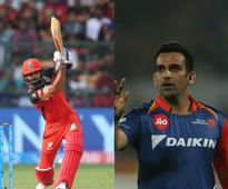 IPL 2017, LIVE DD vs RCB, cricket scores and updates: Kohli, Jadhav depart in quick fashion
