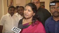 Kanimozhi, acquitted in 2G scam, thanks people who stood by her