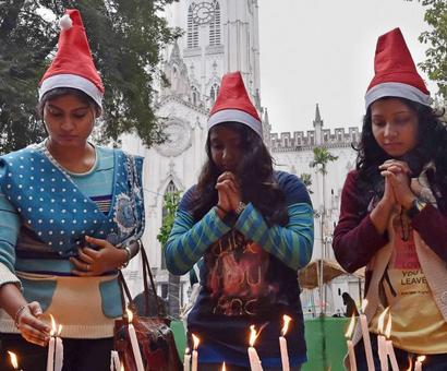 Why Kolkata celebrates Christmas with such fervour