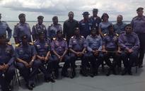 Navy Smashes Cross-border Syndicate