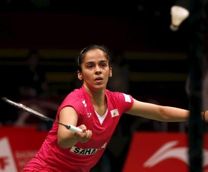 I would give my best at the All England Championship: Saina
