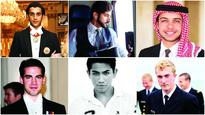 Six most eligible royals across the globe