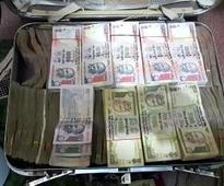 Cop suspended for taking Rs 5.7 lakh bribe