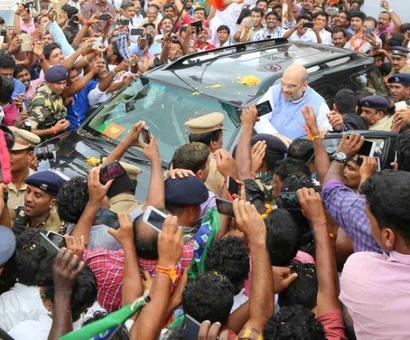 BJP national council meets in Kozhikode; Uri, 'garib kalyan' top agenda