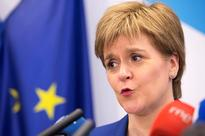 Second Scottish independence vote highly likely before 2020-Sturgeon