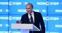 Putin Congratulates Rossiya Segodnya Journalists on Agency's 75th Birthday